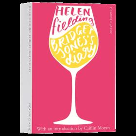 BJ单身日记 英文原版小说 Bridget Jones's Diary 英文版原版书籍 Picador Classic 海伦菲尔丁 进口英语书