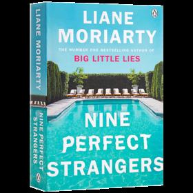 9位完美陌生人 英文原版小说 Nine Perfect Strangers 大小谎言作者新书 Big Little Lies 英文版原版书籍 进口英语 莉安莫利亚提