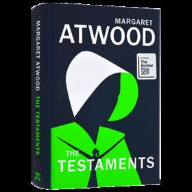 遗嘱 英文原版小说 The Testaments 使女的故事2 反乌托邦作品 玛格丽特阿特伍德 英文版原版书籍 进口英语书