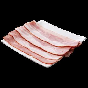 百钻甄选醇香培根肉片1kg 榉木烟熏 早餐手抓饼披萨烧烤火锅材料