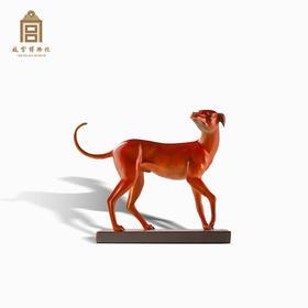 故宫博物院 乾隆十骏犬之茹黄豹