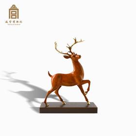 故宫博物院 崭露头角(鹿)