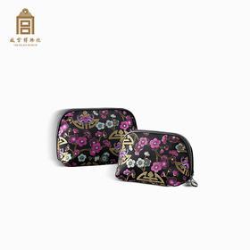 故宫博物院 织锦化妆包