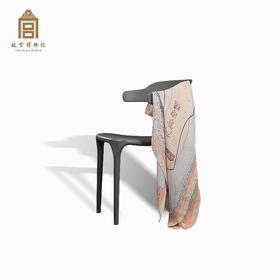 故宫博物院 古琴雅韵丝巾