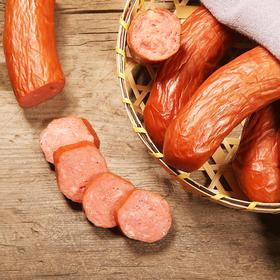 【中华名小吃】 哈尔滨红肠 原料产地正宗 传统果木熏烤 精良制作色香味俱全 多规格装