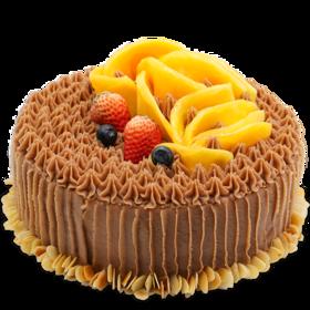 美栗时刻-法式栗茸生日蛋糕