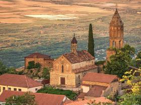 【上帝的后花园—外高加索】格鲁吉亚+亚美尼亚+阿塞拜疆之旅
