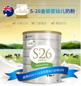 【澳洲直邮】Alula惠氏铂金 2段 三罐