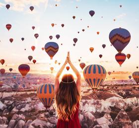 【童话星月国】土耳其 伊斯坦布尔+卡帕多奇亚+安塔利亚古城+天空之境图兹盐湖+棉花堡+爱情海伊兹密尔之旅