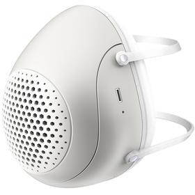 【预售3月10号发货】4个滤芯 幻响电动口罩高于KN95级别高端隔离病毒纳米防雾霾pm2.5口罩透气密封