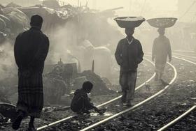 【孟加拉古尔邦节】达卡+吉大港渔村+库克斯巴扎月亮船 人文摄影创作