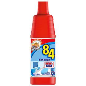 【预售 2.15号发货】威王84家居消毒液600g 除jun抑jun 除垢消毒