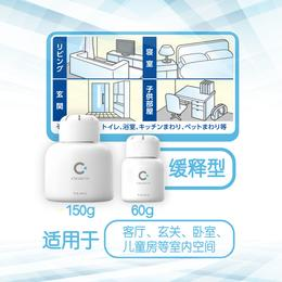 【日本原装进口】日本Cleverin加护灵去甲醛去菌消臭除霉剂  除霉去菌 长久保护