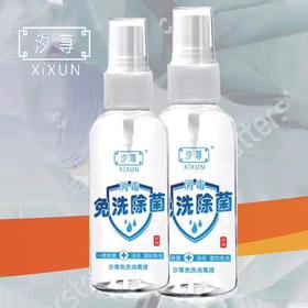 【预计2月14号开始排单发货】免洗消毒喷雾 温和免洗 方便携带 100ml*3瓶