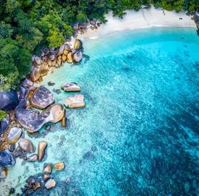 安达曼海最后的纯美地—丹老群岛之旅