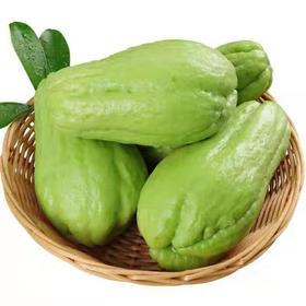 5斤装云南佛手瓜 青皮白肉 云南农家自种绿色蔬菜