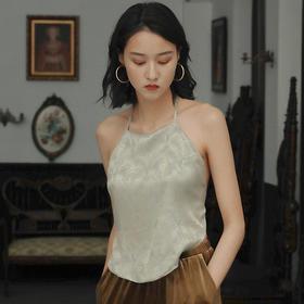尤物志·真丝香气肚兜│专属中国女人的内衣,轻暖丝滑,自带撩人情香