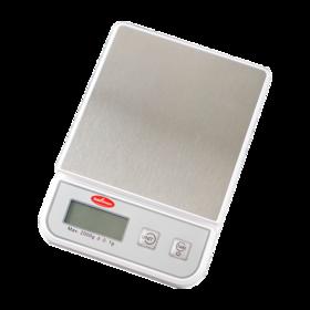 百钻厨房电子秤 家用迷你食物称重台秤克称 烘焙小电子称精准0.1g