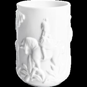 浮雕水杯《雨林幻夜独角兽-浮雕马克杯0号》贾晓鸥 11.1×8.2×12.5cm
