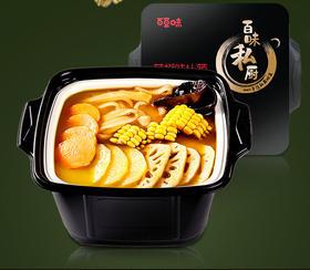 百草味-麻辣什蔬火锅350g