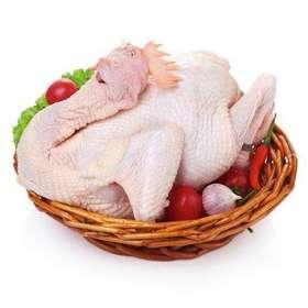 新鲜青脚鸡 (整只)-价格以实际重量为准