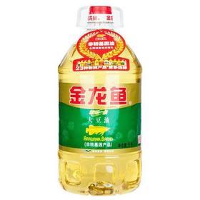 金龙鱼色拉油非转基因 5L/桶