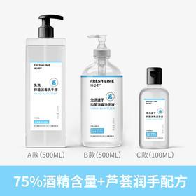 预售【免洗消毒去菌】专业级洗手液