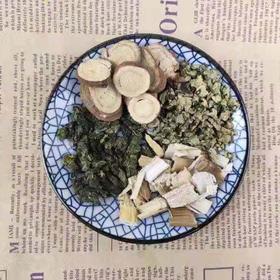 【2袋立减20元】芦甘桑荷茶(预防茶饮) 清香回甘 手工精选 原色原香 三角茶包 方便快捷