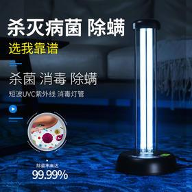 紫外线消毒灯除螨杀菌灯医用家用