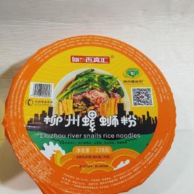 百真汇柳州螺蛳粉228g