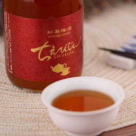 [红茶梅酒]中野酒造 智慧美人 720ml