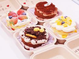 【买5送1】便当蛋糕(动物奶油)