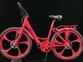 任意踩自行车·发明专利产品