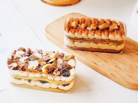 盒子蛋糕·多口味(动物奶油)