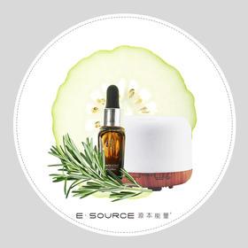 【现货】E.SOURCE源本能量呼吸净化空间能量香氛精油 天然植物 赠雾化香氛机