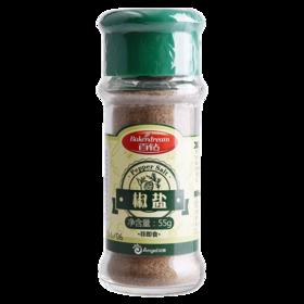 百钻椒盐粉55g 厨房烧烤调料 撒料炸鸡排羊肉串专用调味料