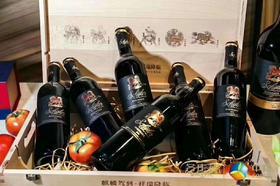 西勒麒麟(红标)普通瓶六福临门
