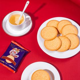 叮咚熊鲜乳大饼 薄脆鲜奶 奶香奶脆 大而香香而脆 800g/提*2