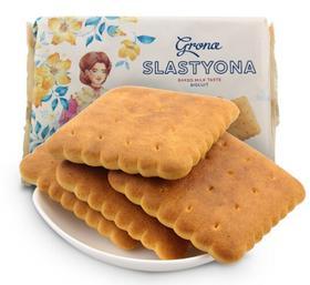 格兰娜牛奶味饼干g