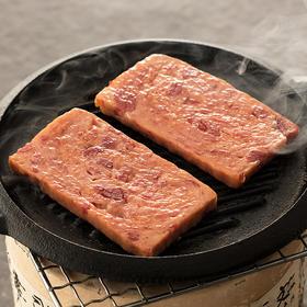 [火腿猪肉罐头]肉含量≥90%  原味/香辣/蒜香/玉米 四种口味 3罐装
