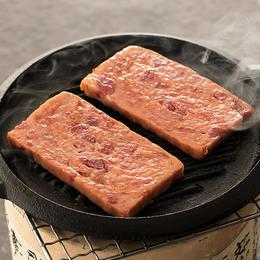 [火腿猪肉罐头]肉含量≥90%  原味/香辣/蒜香/玉米/芝士  五种口味 3罐装