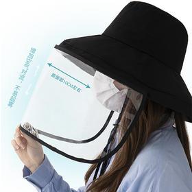 FOOXMET风谜防护帽 | 防飞沫、阻挡有害病菌,多一份安心【48小时内发货】