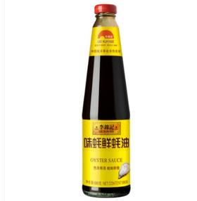 李锦记味蚝鲜耗油680毫升
