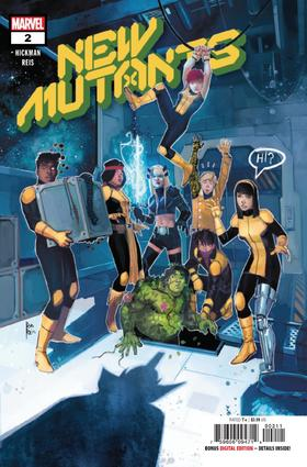 新变种人 New Mutants