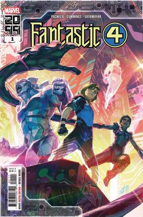 神奇四侠2099 Fantastic Four 2099