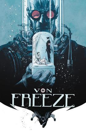 蝙蝠侠 白骑士特刊 冯·弗里斯 Batman White Knight Presents Von Freeze
