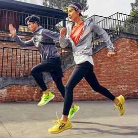【高弹耐磨 防滑轻盈】咕咚CODOON智能跑鞋时尚10k 贴合透气 舒适防溅