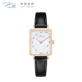 唯路时女方形手表X02060-Q3.PPWLB