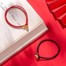 宫喜礼·绳结红绳首饰│取千年绳结之美的艺术首饰,将福禄安康结绕在身