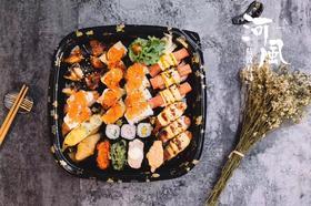 「河风寿司 」经典双人套餐全熟